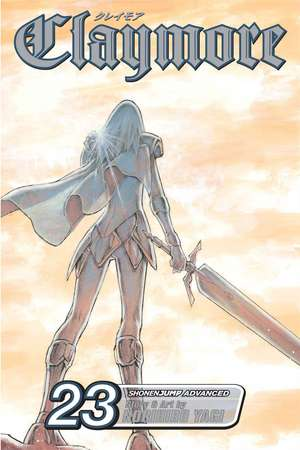 Claymore, Vol. 23