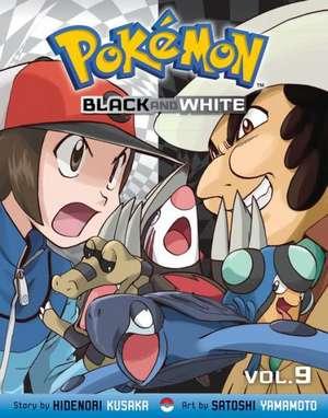 Pokémon Black and White, Vol. 9 de Hidenori Kusaka