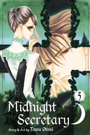 Midnight Secretary, Vol. 5 de Tomu Ohmi
