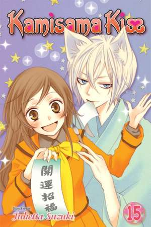 Kamisama Kiss, Vol. 15
