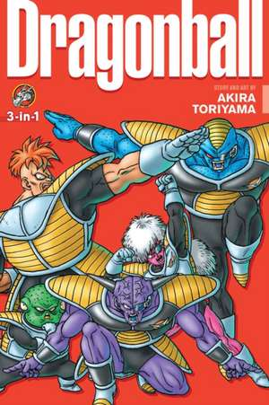 Dragon Ball (3-in-1 Edition), Vol. 8