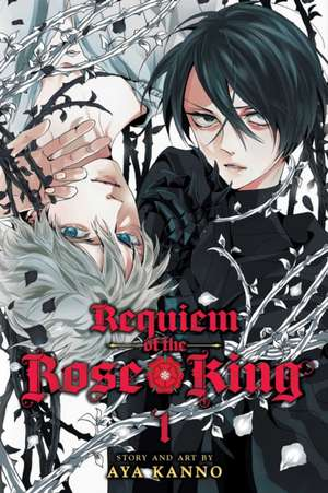 1. Requiem of the Rose King Volume 1