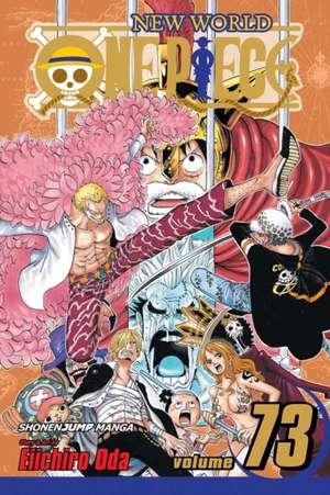One Piece, Vol. 73 de Eiichiro Oda