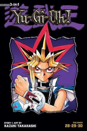 Yu-Gi-Oh! (3-in-1 Edition), Vol. 10: Includes Vols. 28, 29 & 30 de Kazuki Takahashi