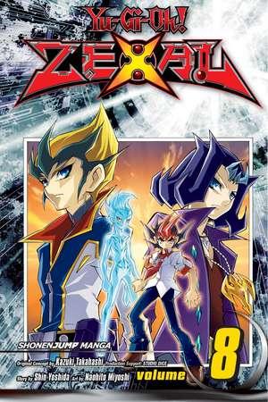 Yu-Gi-Oh! Zexal, Vol. 8 de Takahashi