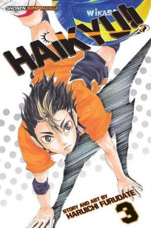 Haikyu!!, Vol. 3
