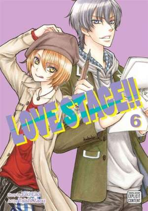 Love Stage!!, Vol. 6