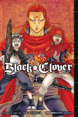 Black Clover, Vol. 4 de Yuki Tabata
