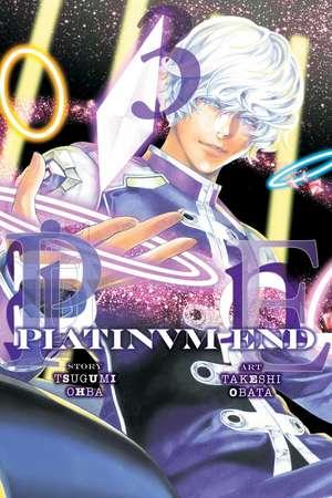 Platinum End, Vol. 3 imagine
