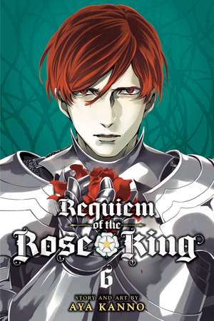 6. Requiem of the Rose King, Vol. 6 de Aya Kanno