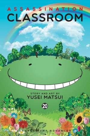 Assassination Classroom, Vol. 20 de Yusei Matsui