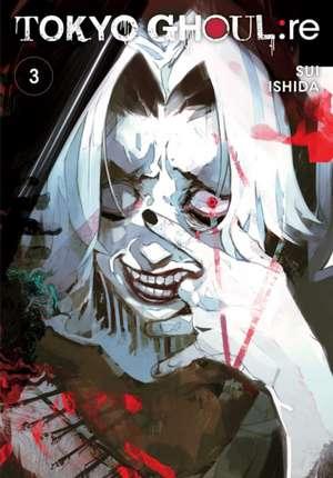 Tokyo Ghoul re Volume 3 Sequel