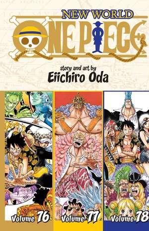 One Piece (Omnibus Edition), Vol. 26: Includes vols. 76, 77 & 78 de Eiichiro Oda