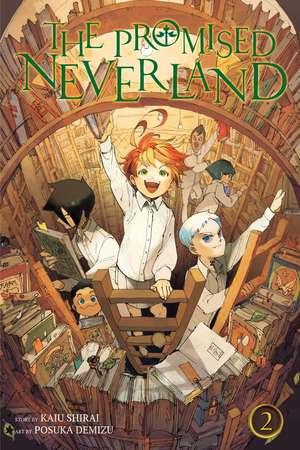 The Promised Neverland, Vol. 2 de Kaiu Shirai