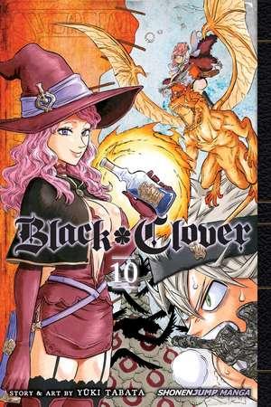 Black Clover, Vol. 10 de Yuki Tabata
