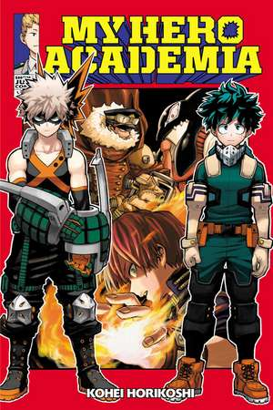 My Hero Academia, Vol. 13 de Kohei Horikoshi