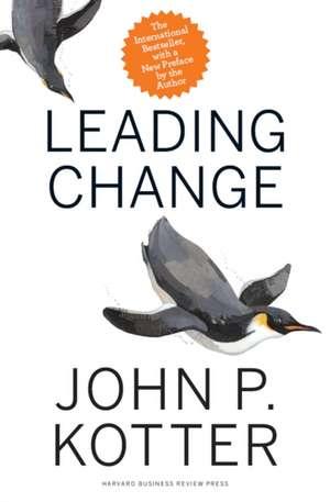 Leading Change de John P. Kotter