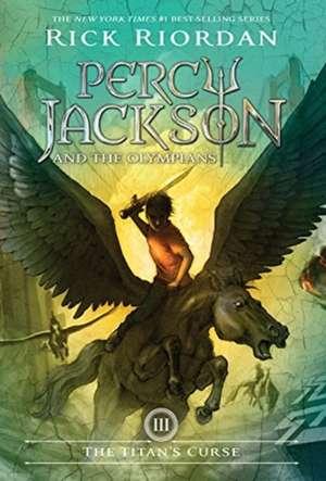 The Titan's Curse: Percy Jackson and the Olympians vol 3 de Rick Riordan