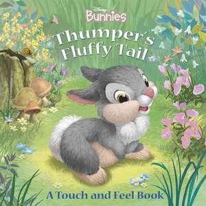 Disney Bunnies Thumper's Fluffy Tail de Disney Book Group