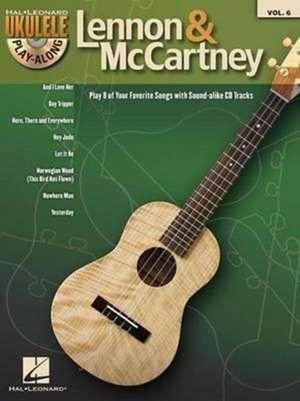Lennon & McCartney: Ukulele Play-Along Volume 6 de The Beatles