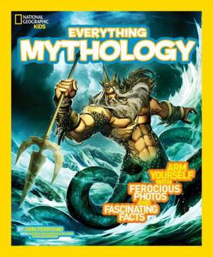 Everything Mythology:  All about Wolves and How to Save Them de National Geographic Kids