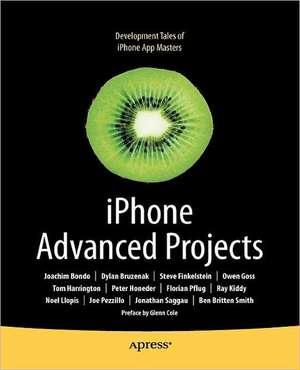 iPhone Advanced Projects de David Mark