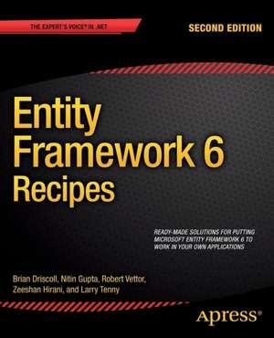 Entity Framework 6 Recipes de Zeeshan Hirani
