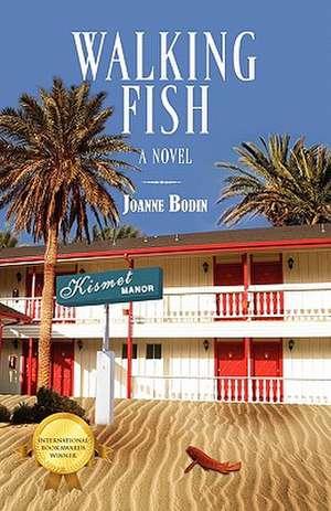 Walking Fish de Joanne Bodin