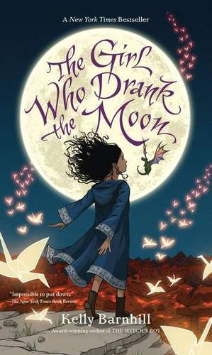 The Girl Who Drank the Moon de Kelly Barnhill