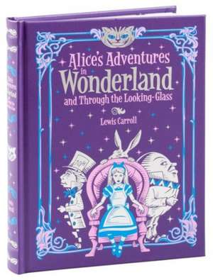 Alice's Adventures in Wonderland, Leatherbound de Lewis Carroll