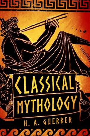 Classical Mythology de Various Authors ..