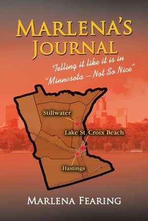 Marlena's Journal de Marlena Fearing