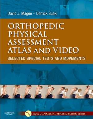 Orthopedic Physical Assessment Atlas and Video imagine