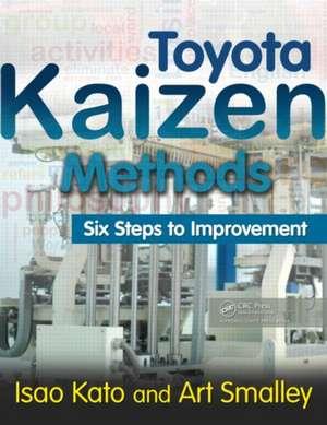 Toyota Kaizen Methods imagine