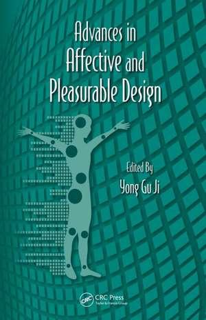 Advances in Affective and Pleasurable Design de Gavriel Salvendy