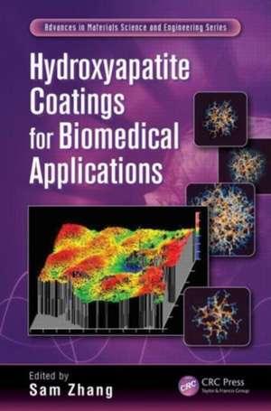 Hydroxyapatite Coatings for Biomedical Applications imagine