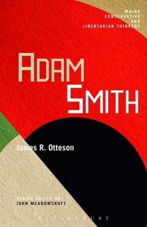 Adam Smith de James R. Otteson