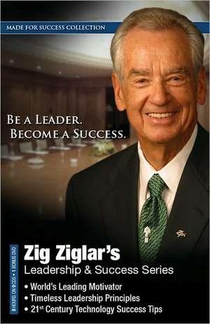 Zig Ziglar's Leadership & Success Series [With DVD]:  The Best of Tom Hopkins de Zig Ziglar