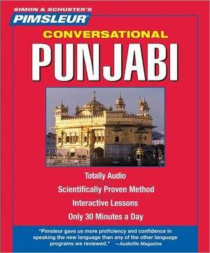 Pimsleur Conversational Punjabi de  Pimsleur