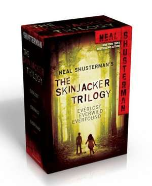 The Skinjacker Trilogy