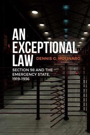 Exceptional Law de Dennis G. Molinaro