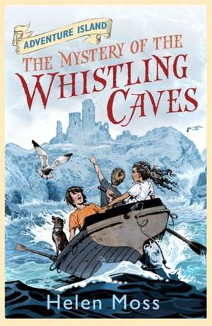 Mystery of the Whistling Caves de Helen Moss