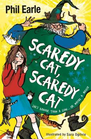 Scaredy Cat, Scaredy Cat