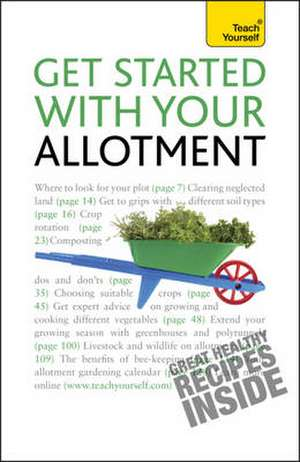Get Started with Your Allotment de Geoff Stokes