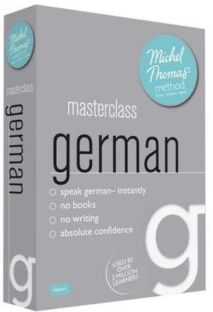Masterclass German with the Michel Thomas Method