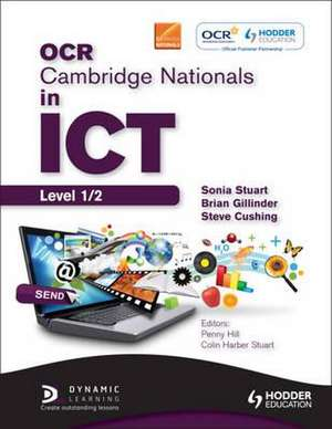 OCR Cambridge Nationals in ICT Student Book