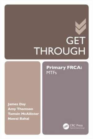 Get Through Primary FRCA