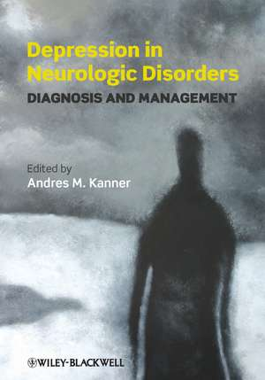 Depression in Neurologic Disorders