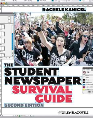 The Student Newspaper Survival Guide imagine