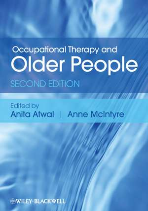 Occupational Therapy and Older People imagine